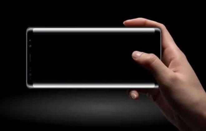 Juodas telefono ekranas - ką daryti