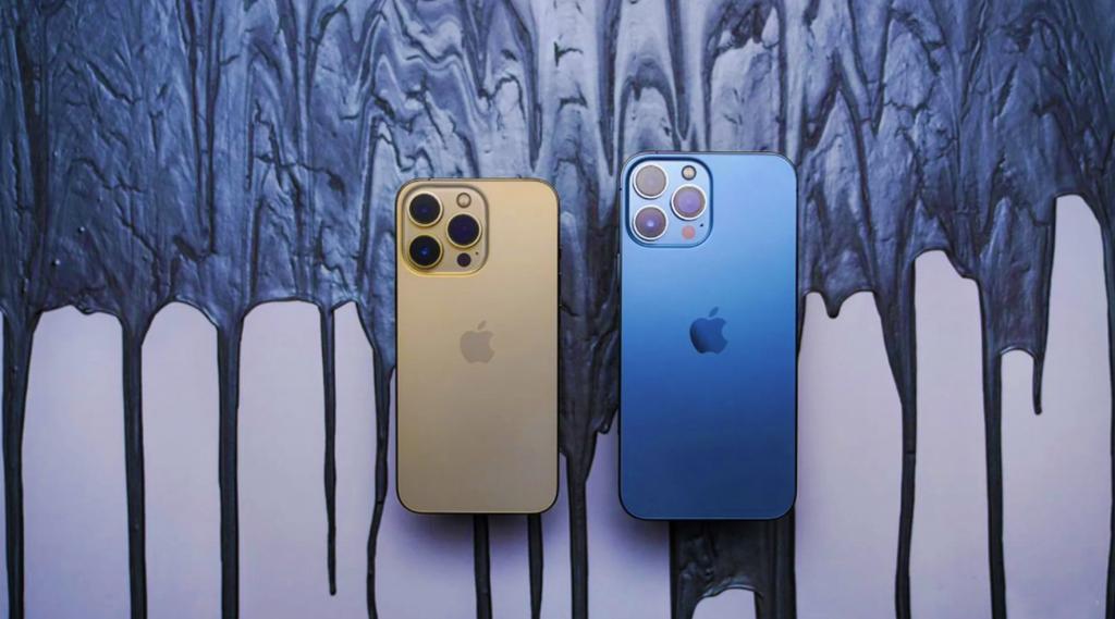 iPhone 13 telefono apzvalga